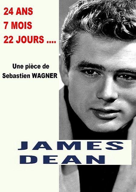 24 ans, 7 mois et 22 jours, James Dean