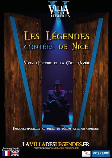 Les Légendes Contées de Nice