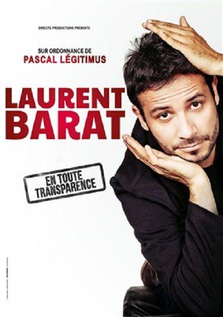 """Laurent Barat dans """"En toute transparence"""""""