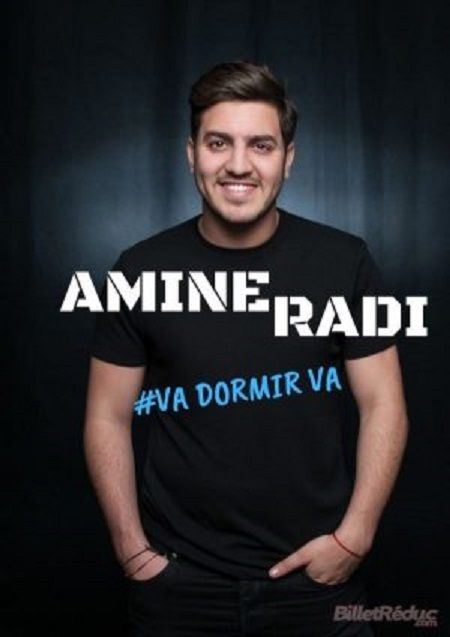 Amine Radi dans 'Va dormir va'