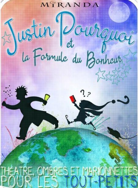 Justin Pourquoi et la formule magique