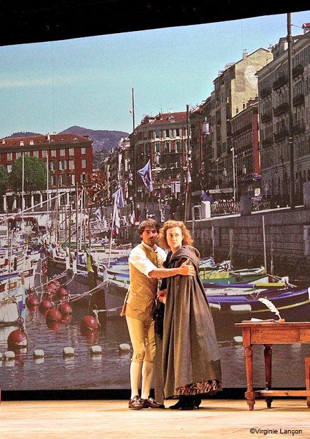 Feuilleton Goldoni [La Amours de Zelinda et Lindoro]