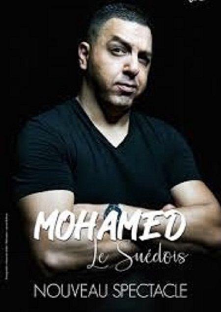 Mohamed Le Suédois dans son nouveau spectacle