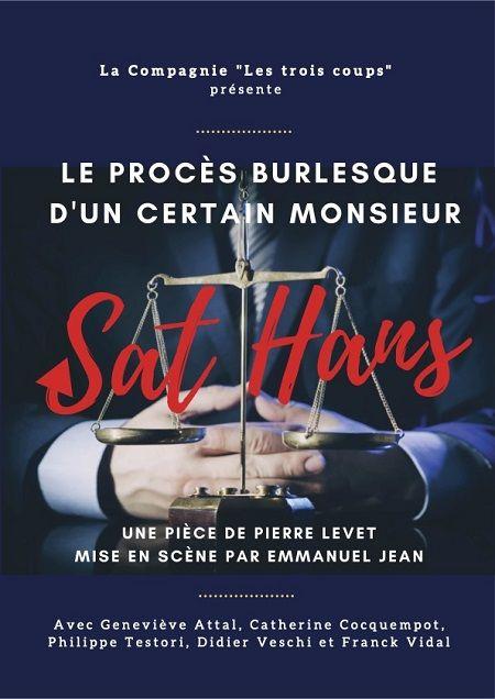 Le Procès burlesque d'un certain monsieur Sat Hans