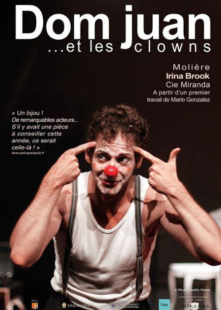 Dom Juan et les clowns