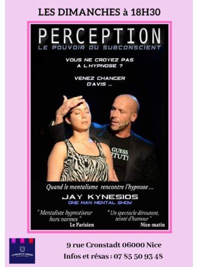 Jay Kynésios, Hypnose et Mentalisme