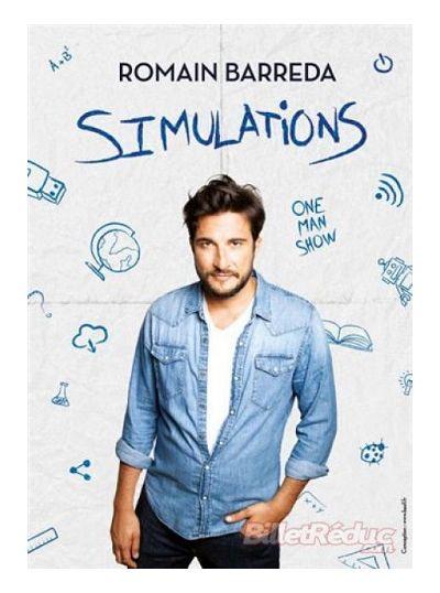 Romain Barreda dans Simulations