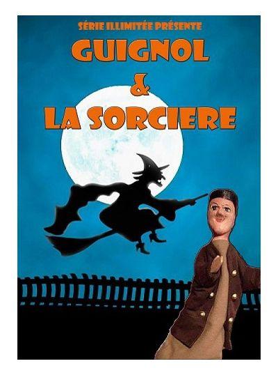 Guignol et Sinistrella la sorcière