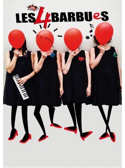 Le Pari d'en rire - Les 4 Barbu(e)s opus2