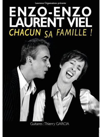 Enzo-Enzo, Laurent Viel, chacun sa famille !