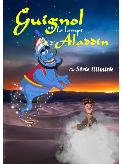 Guignol et la lampe magique d'Aladdin