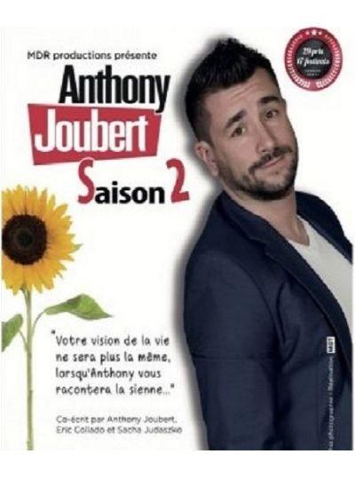 "Anthony Joubert dans ""Saison 2"""