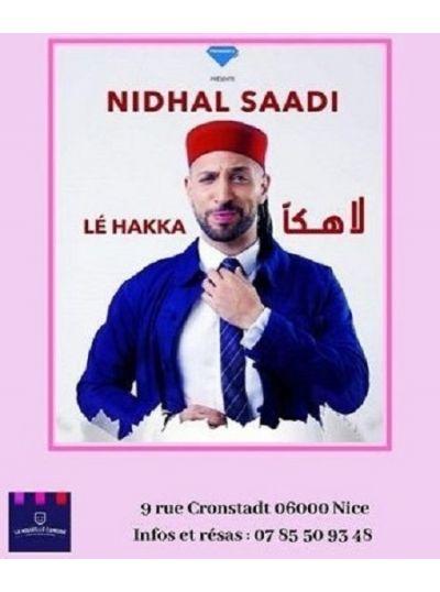 """Nidhal Saadi dans """"La Hakka"""""""