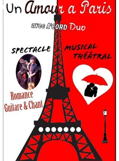 Un amour à Paris