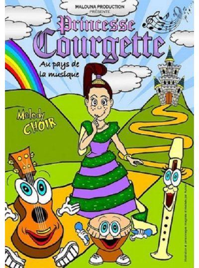 Princesse Courgette au pays de la musique