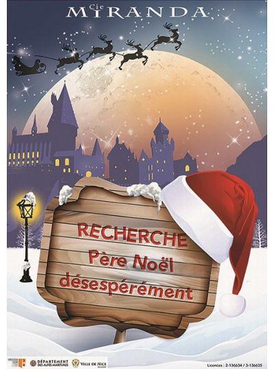 Recherche Père Noël désespérément
