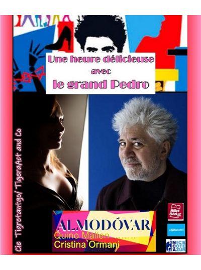 Une heure délicieuse avec le grand Pedro Almodovar