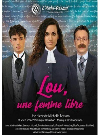 Lou, une femme libre