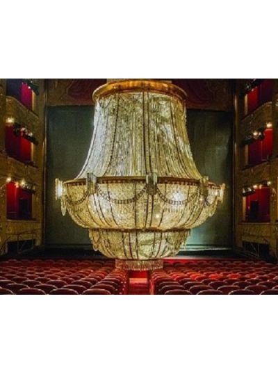Visite de la Diacosmie, centre de production de l'Opéra Nice Côte d'Azur