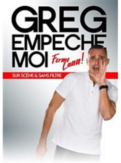 Greg Empêche Moi dans Ferme Laaa !