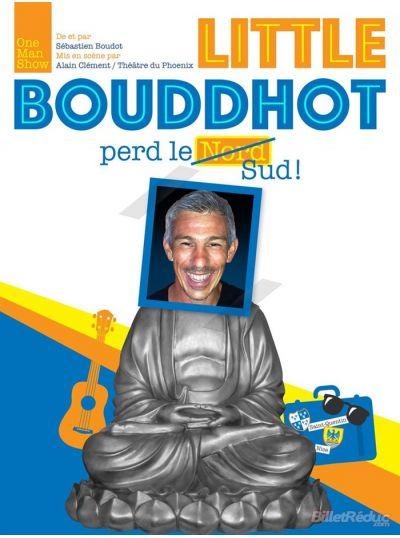 Sébastien Boudot dans Little Bouddhot perd le Sud !