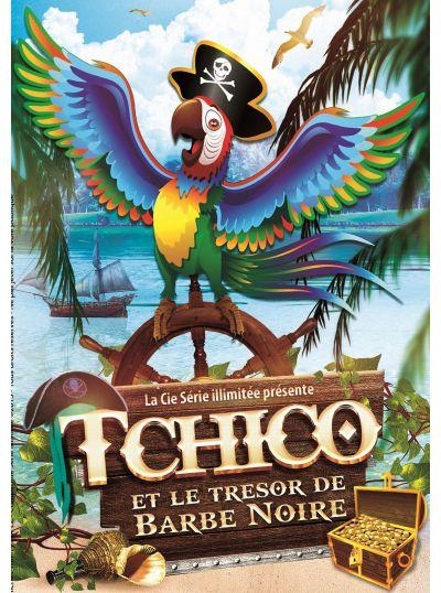 Tchico et le trésor de Barbe Noire