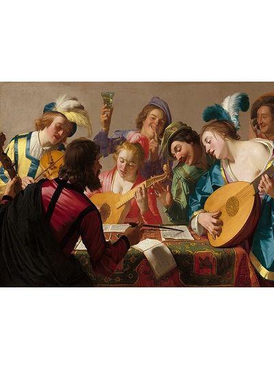 Revenez, revenez, mes amours ou Airs et cantates en Europe au XVIIIe siècle