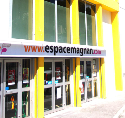 Espace Magnan (Centre culturel)